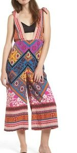 NWT Free People Maritzah One-Pice Jumpsuit